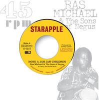 Ras Michael / Sons Of Negus - None A Jah Jah Children