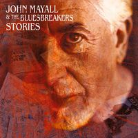 John Mayall & The Bluesbreakers - Stories [Limited Edition White 2LP]