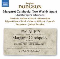 Dodgson / Ensemble Perpetuo / Perkins - Margaret Catchpole
