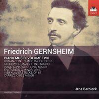 Jens Barnieck - Piano Music 2