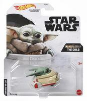 Hot Wheels Star Wars - Mattel - Hot Wheels Star Wars, The Mandalorian The Child Character Car (Baby Yoda)