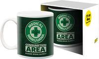 Weed Medical 11Oz Boxed Mug - Weed Medical 11oz Boxed Mug