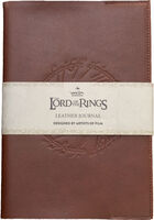 Other - WETA Workshop - Lord Of The Rings - Middle Earth Notebook