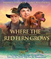 Gary Anson - Where The Red Fern Grows