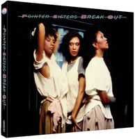 Pointer Sisters - Break Out: Deluxe Expanded Edition [Import]