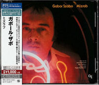 Gabor Szabo - Mizrab (Blu-Spec)