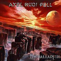 Axel Rudi Pell - Ballads Iii (W/Cd) (Uk)