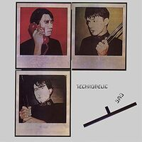Yellow Magic Orchestra - Technodelic (Hybr) [Remastered] (Jpn)