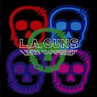 L.A. Guns - Live! Vampires (Hol)