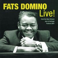 Fats Domino - Legends Of New Orleans: Live