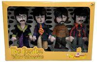 The Beatles - Beatles 4 Band Member Plush Box Set