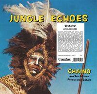 Chaino & African Percussion Safari - Jungle Echoes