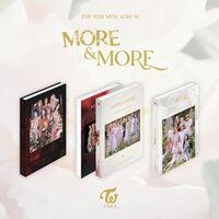 Twice - More & More (Random Cover) [Import]