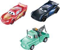 Pixar - Mattel - Cars: Color Changer 3 Pack 1 (Disney/Pixar)