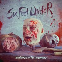 Six Feet Under - Nightmares Of The Decomposed [LP]