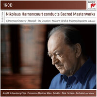 Harnoncourt Conducts Sacred / Various - Harnoncourt Conducts Sacred