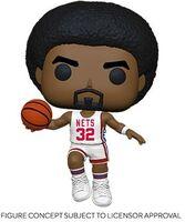 Funko Pop! NBA: - FUNKO POP! NBA: Legends- Julius Erving (Nets Home)