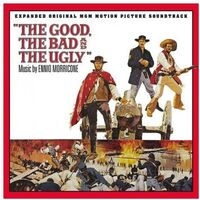 Ennio Morricone - The Good, The Bad and the Ugly (Expanded Original MGM Motion Picture Soundtrack)