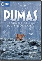 Nature: Pumas - Legends of the Ice Mountains - Nature: Pumas - Legends Of The Ice Mountains