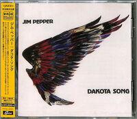 Jim Pepper - Dakota Song [Limited Edition] [Remastered] (Jpn)