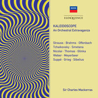 Charles Mackerras - Kaleidoscope: An Orchestral Extravaganza