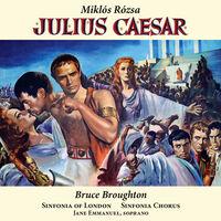 Miklos Rozsa  (Rmst) (Ita) - Julius Caesar / O.S.T. [Remastered] (Ita)