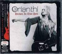 Orianthi - Heaven In This Hell (Jpn)