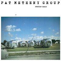 Pat Metheny - American Garage (Reis) (Jpn)