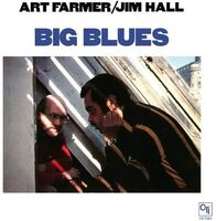 Art Farmer & Jim Hall - Big Blues [Limited Edition Numbered LP]