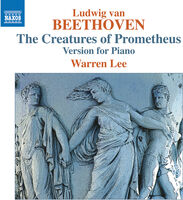 Warren Lee - Creatures Of Prometheus