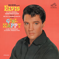 Elvis Presley - Girl Happy (Original Soundtrack)
