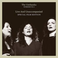 Unthanks - Diversions Vol.5: Live And Unaccompanied (W/Dvd)