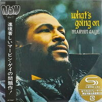 Marvin Gaye - What's Going On [Deluxe] (Jmlp) (Shm) (Jpn)