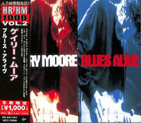 Gary Moore - Blues Alive [Import]