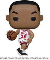 Funko Pop! NBA: - FUNKO POP! NBA: Legends- Scottie Pippen (Bulls Home)
