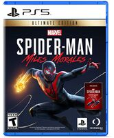 Ps5 Spider-Man: Ultimate Edition Replen - Marvel's Spider-Man: Miles Morales Ultimate Edition for PlayStation 5