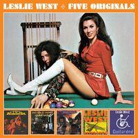 Leslie West - 5 Originals