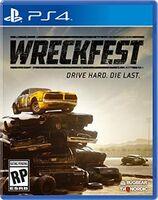 - Wreckfest for PlayStation 4