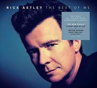 Rick Astley - The Best of Me [2CD]