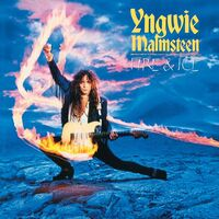 Yngwie Malmsteen - Fire & Ice (Blue) (Colv) (Ltd) (Org) (Wht) (Ylw)
