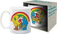 Sesame Street Cast 11Oz Mug Boxed - Sesame Street Cast 11oz Mug Boxed