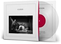 Joy Division - Closer: 40th Anniversary Limited Crystal Clear Edition [LP]