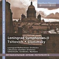 Leningrad Philharmonic / Mynbaev / Schtenlucht - Leningrad Symphonies Ii