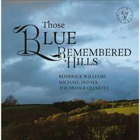 Williams Roderick / Dussek,Michael - Those Blue Remembered Hills