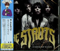 The Struts - Everybody Wants (Bonus Tracks) [Import Limited Edition]