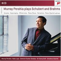 Brahms - Perahia Plays Brahms & Schubert