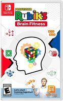 Swi Professor Rubik's Brain Fitness - Professor Rubik's Brain Fitness for Nintendo Switch