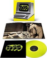 Kraftwerk - Computerwelt (German Version) [Colored Vinyl] (Ylw) (Uk)