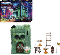 Masters Of The Universe - Mattel Collectible - Masters of the Universe Origins 5.5 CastleGrayskull Playset