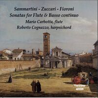 A. ROLLA - Sonatas for Flute & Basso